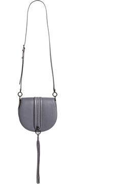 Rebecca Minkoff 'Mara' Saddle Crossbody Bag available at #Nordstrom