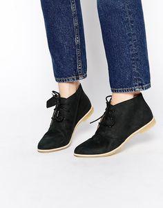Clarks+Originals+Phenia+Black+Leather+Desert+Boots