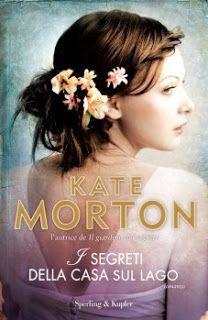 Il Colore dei Libri: Recensione: I segreti della casa sul lago di Kate ...