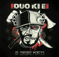 Portada del disco cerebri mortis Duo Kie