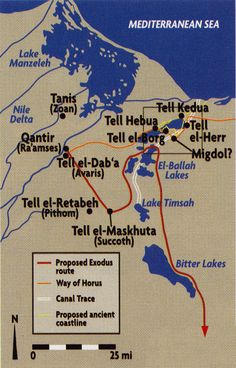 Bible Map Cana BIBLE MAPS Pinterest - Map of egypt goshen
