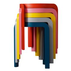Spin stools by Swedese.