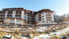 Hotel MPM Sport Bansko, Bansko, Bulgaria Bansko Bulgaria, Skiing, Mansions, House Styles, Sports, Greece, Ski, Hs Sports, Excercise