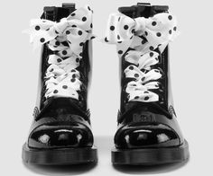 ✝☮✿★ FASHION for GIRLS ✝☯★☮  Dr Martens Grace Boot - Front View