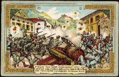 9 giugno l'esercito italiano conquista Monfalcone