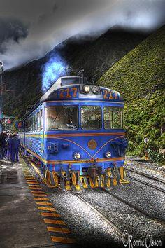Peru - All Aboard to Machu Picchu