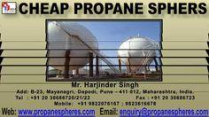 Cheap Propane Sphere