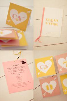 ADORO: Grafismo de casamento // wedding graphics