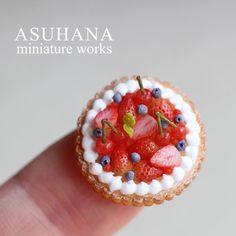 2017. Miniature Tarte♡ ♡ By Asuhana