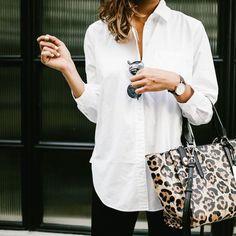 Fashion Inspiration | White Shirt