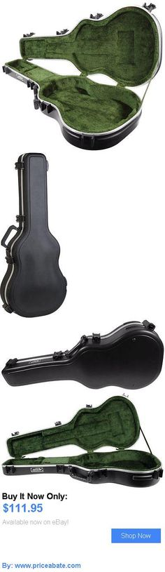 musical instruments: Skb 1Skb-000 Size Acoustic Guitar Hard Case W. Full Neck Support BUY IT NOW ONLY: $111.95 #priceabatemusicalinstruments OR #priceabate