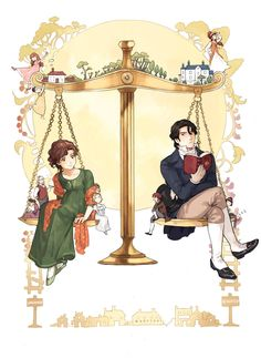 A Jane Austen Fanart (as the title implies ). First she hates him, then she loves him - though there is no such scene in the book, Elizabeth might have thought of it... Prints and other nice stuff ...