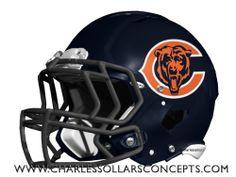 Charles Sollars Concepts @Charles Sollars #chicago #Bears