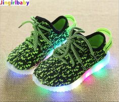 eb71f6f83b5e01 2017 Fashion Colorful lighted Children shoes LED Lovely Cool New brand Cool kids  sneakers casual baby boys girls shoes - Kid Shop Global - Kids & Baby Shop  ...