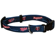 Minnesota Twins Dog Collar Small -- See this great product.Note:It is affiliate link to Amazon.