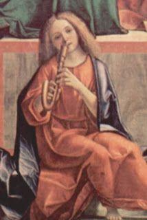 TICMUSart: Presentation in the Temple - Vittore Carpaccio (1510) (detalle) (I.M.)