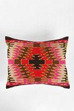Magical Thinking Diamond Kilim Pillow #urbanoutfitters