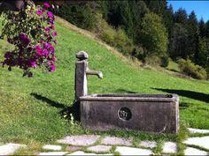 Fontana a Sopalù Comelico Superiore Belluno Dolomiti Veneto Italia by Stefano Vietina