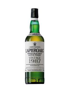 LAPHROAIG 19 ans 1987 53,4% - La Maison du Whisky