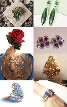 Colors of the Season! by Ali on Etsy--Pinned with TreasuryPin.com