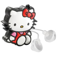 Hello Kitty Shape 2GB MP3 Player