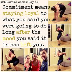 T25 and 90 day body by vi challenge. BOOM!!