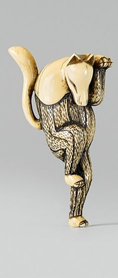 #fox #netsuke #lempertz