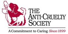 Today we are thrilled to announce we are teaming up with yet another great charity. Please join us in welcoming The Anti-Cruelty Society! The Anti-Cruelty Society has been at the forefront of animal advocacy since 1899. Their mission: Building a community of caring by helping pets and educating people.