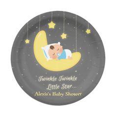 Twinkle Twinkle Little Star Baby Shower Supplies