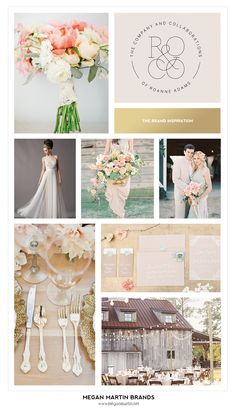 The Wedding Design Experience_Brand Inspiration_Megan Martin Brands