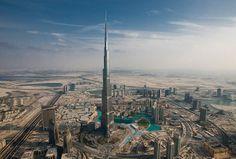 Burj Khalifa, Dubhai
