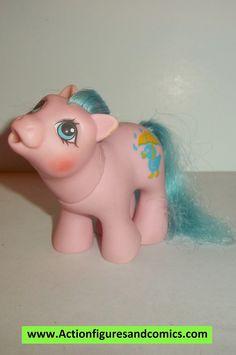 my little pony BABY RAINFEATHER 1989 mlp vintage 1990 ponies