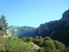liebelein-will: Hochzeitsreise in die Provence - Berge