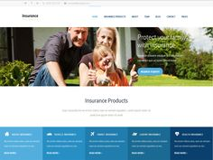 insurance template html free  We Finance – Business Free HTML Template is the Perfect Finance ...
