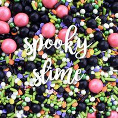 { NEW } Sweet Dazzle - SPOOKY SLIME