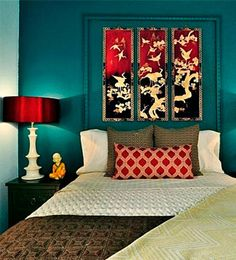 Asian Home Decor - Simply Exciting Asian styling touch. asian home decor bedroom living rooms decor suggestion number 2299486015 posted on a day 20190118 Asian Inspired Bedroom, Asian Bedroom Decor, Asian Home Decor, Diy Home Decor, Bedroom Ideas, Oriental Bedroom, Oriental Decor, Bohemian Room Decor, Decor Scandinavian
