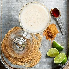 Quick Horchata Cocktail: For a nonalcoholic version, leave out the rum and substitute with rice or almond milk to taste./