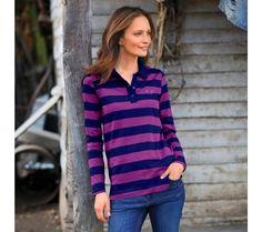 Tričko polo   vyprodej-slevy.cz #vyprodejslevy #vyprodejslecycz #vyprodejslevy_cz #tshirt Polo, Long Sleeve, Sleeves, Women, Fashion, Polos, Moda, Full Sleeves, Women's