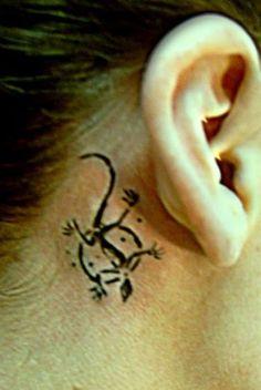 celtic lizard tattoo - Google Search