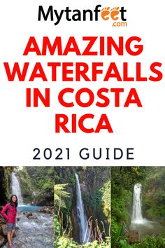 Travel Plan, Travel Advice, Travel Guides, Travel Tips, Latin America, South America, Costa Rica Waterfall, Costa Rican Food, Road Trip Planner
