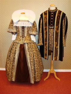 kostuum gouden eeuw