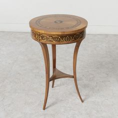 Biedermeier Vanity Table