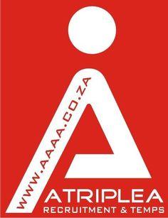 AtripleA Recruitment and Temps.       Www.aaaa.co.za