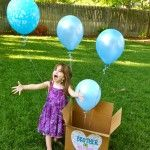 [PHOTO] Little Girl Finds Out She's Going to Have a Little Brother