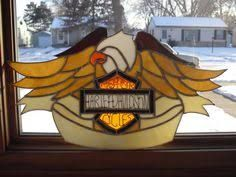 Kuvahaun tulos haulle stained glass patterns for free harley