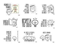 Cómo respetar tus ideas