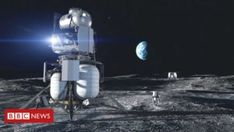 Nasa names companies to build Moon landers for human missions Neil Armstrong, The Moon Today, Back To The Moon, Artemis, Astronauts On The Moon, Space Launch System, Nasa Moon, Lunar Lander, Astronomy