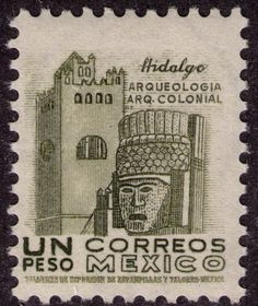 Mexico # 882 Mint VF NH perf 14 Cat $ 12 - bidStart (item 31918137 in Stamps... Mexico)