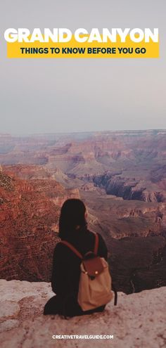 Today we are sharing these Grand Canyon tips, including how to visit the Grand Canyon, ticket info and when to visit these gorgeous canyons. Vacation Places In Usa, Places To Travel, Travel Destinations, World Travel Guide, Travel Guides, Travel Info, Travel Tips, Beautiful Places To Visit, Cool Places To Visit