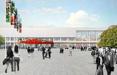 Gallery of Rem Koolhaas to Lead OMA's Transformation of the New Tretyakov Gallery in Moscow - 2